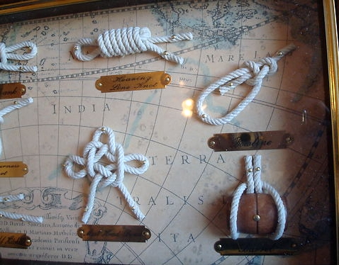 nautical sailor knots
