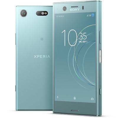 Sony Xperia XZ1 Compact azul