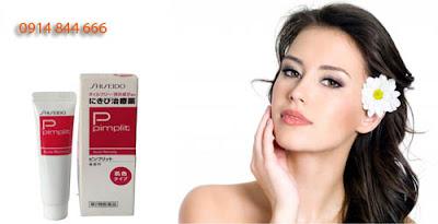 Cách sử dụng kem trị mụn shiseido hiệu quả
