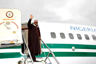 index Photos: President Buhari to leave for Egypt on Friday