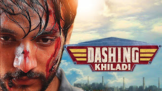 Dashing Khiladi 2019 Hindi Dubbed 480p 300MB