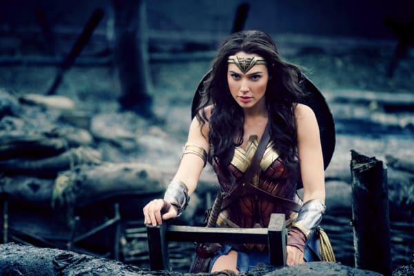 Pemain Wonder Woman 2017