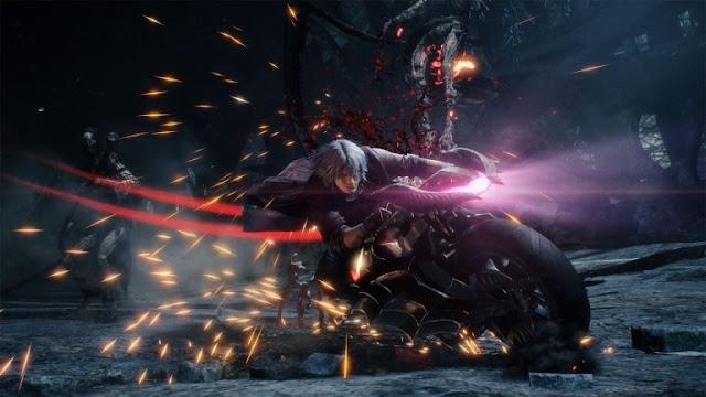 الكشف عن عرض بالفيديو جد مطول للعبة Devil May Cry 5 و إستعراض جديد لطريقة اللعب ..