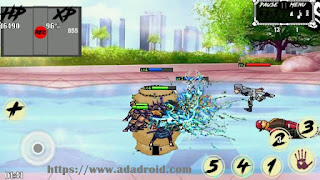 Download Naruto Senki Mod by Cavin Nugroho Apk for Android