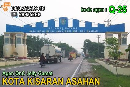 Agen QnC Jelly Gamat Kota Kisaran Asahan