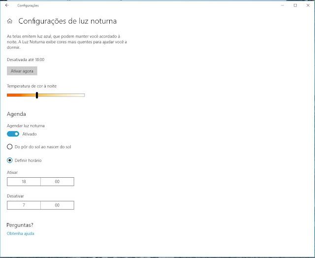 windows10-configuracao-luz-noturna-ajustes