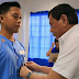 LOOK: President Duterte Visits Injured Soldiers in Jolo