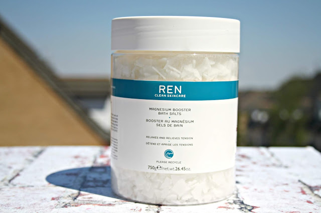 REN Magnesium Booster Bath Salts