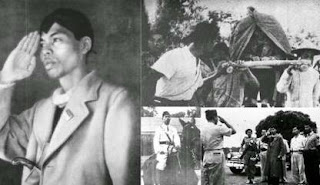 Biografi Jenderal Sudirman Jenderal RI yang pertama dan termuda. Saat usia Soedirman 31 tahun ia telah menjadi seorang jenderal. Meski menderita sakit tuberkulosis paru-paru yang parah, ia tetap bergerilya dalam perang pembelaan kemerdekaan RI. Pada tahun 1950 ia wafat karena penyakit tuberkulosis tersebut dan dimakamkan di Taman Makam Pahlawan Kusuma Negara di Semaki, Yogyakarta. Beliau adalah Pahlawan sejati rela berkorban demi bangsa dan Negara Indonesia, rela mempertaruhkan segalanya demi kemerdekaan Indonesia yang telah kita nikmati kemerdekaan itu sekrang.  Semoga segala jasa beliau dan perjuangan beliau dapat kita lanjutkan untuk Indonesia yang lebih baik.Soedirman dibesarkan dalam lingkungan keluarga sederhana. Ayahnya