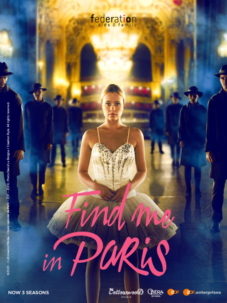 Find Me In Paris Season 3 Release Date : paris, season, release, NickALive!:, Nickelodeon, Premiere, 'Find, Paris', Season, Three, Monday, November