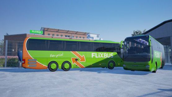 Download Fernbus Simulator game for pc full version