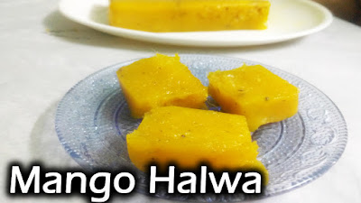 Easy,Mango Halwa ,Recipe,homemade