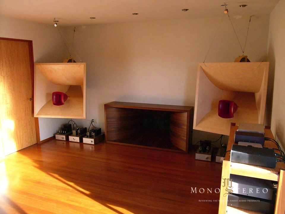 Mono and Stereo High-End Audio Magazine: HORNSOLUTIONS