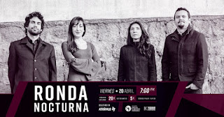 Concieto de Ronda Nocturna Bogota 2018