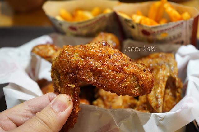 4 Fingers Crispy Chicken in JBCC Johor Bahru