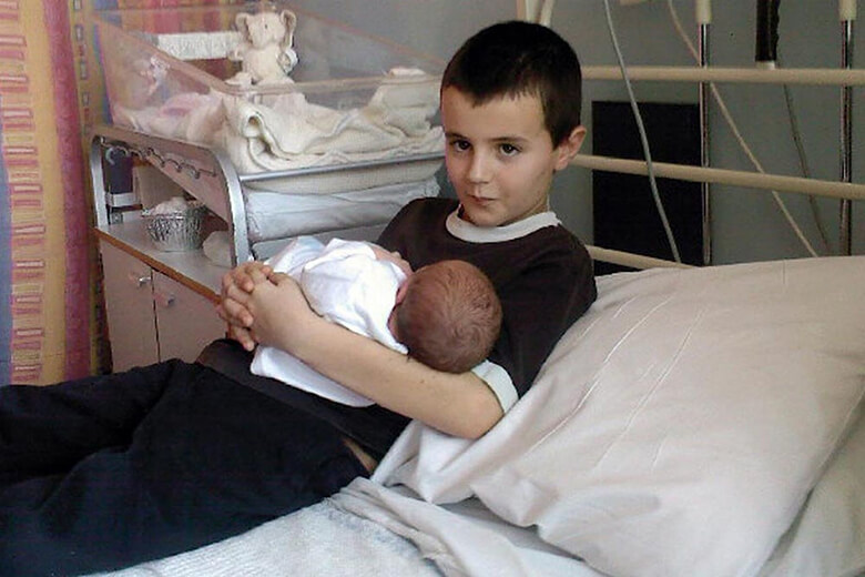 Meet The 13-Year-Old Who Was Thought To Be The Youngest Dad In The World