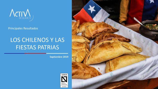 Un 26% de los chilenos viajará al campo y la playa en estas Fiestas Patrias