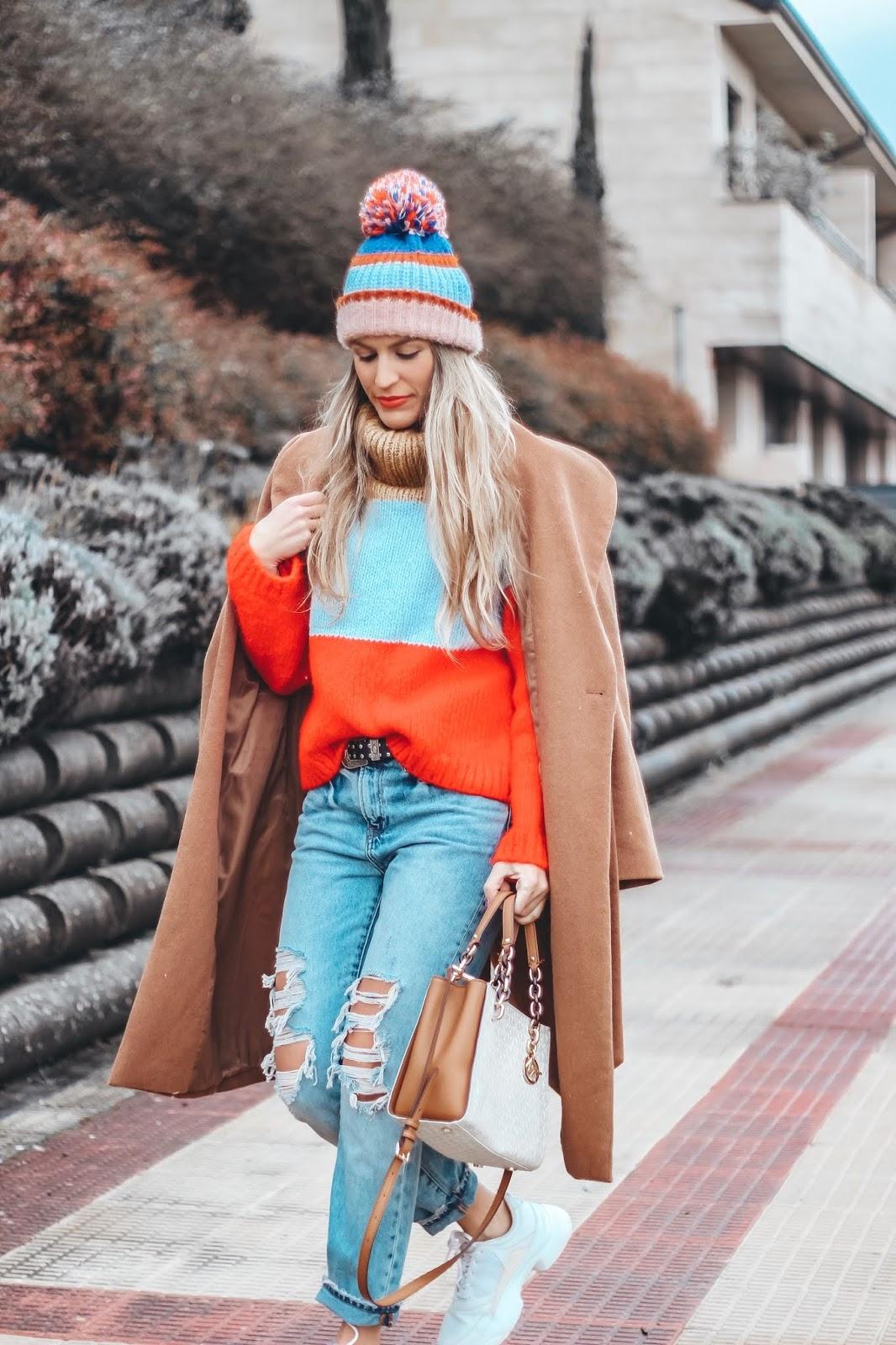 como llevar abrigo camel 2019