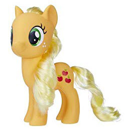 MLP Ultimate Equestria Collection Applejack Brushable Pony