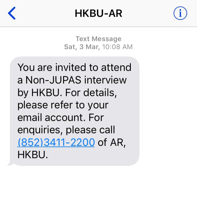 HKCC TI 翻譯 Non JUPAS 指南