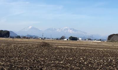 男体山・女峰山