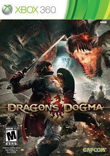 Dragon's Dogma (X-BOX360) 2012
