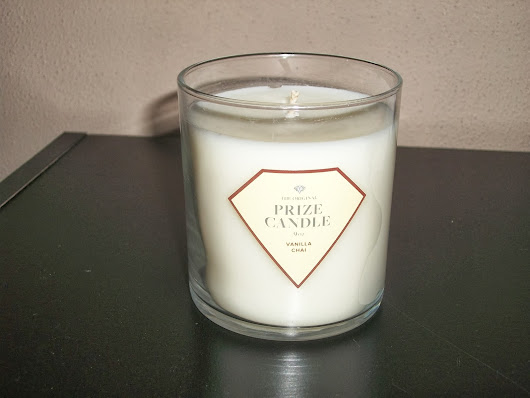 Prize Candle Product Review