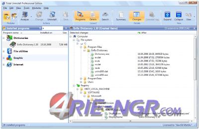Total Uninstall Pro 6.19.1.460 Full Terbaru