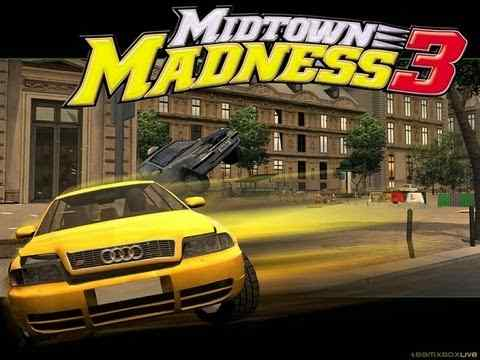 Midtown Madness 3 Pc Game Free Download Pc Games