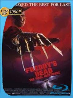 Pesadilla en Elm Street 6 1991 HD [1080p] Latino [Mega] dizonHD