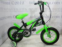 5 Sepeda Anak Erminio 1277 Super Sport 12 Inci