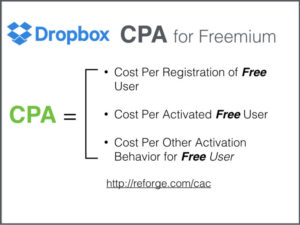 CPA for freemium
