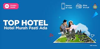 Cari hotel murah saat weekday