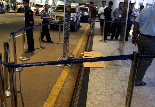 Baru Turun Dari Pesawat, Pengacara Muslim Myanmar Tewas Ditembak