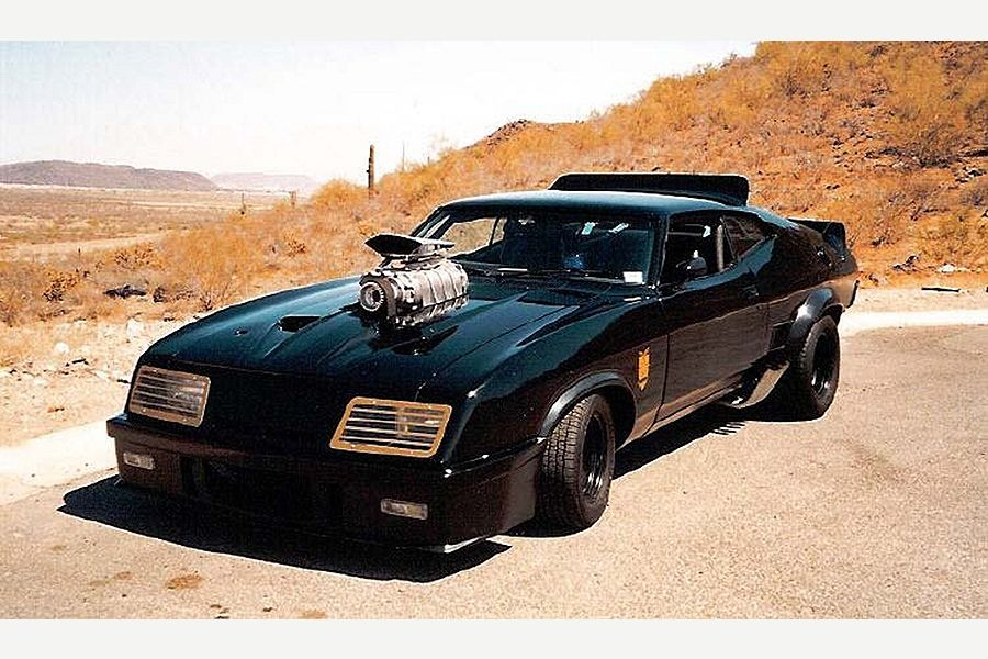 Muscle Cars: 3 Cars That Made History in The Desert