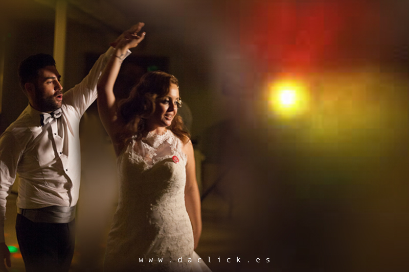 primer baile de novios