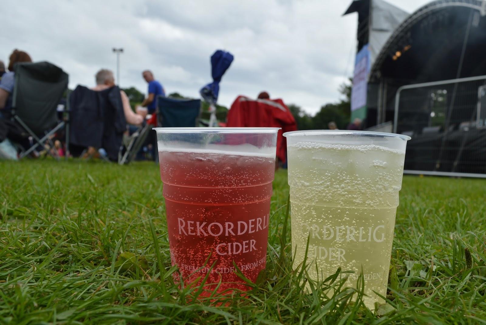 Corbridge Festival 2016 - cider