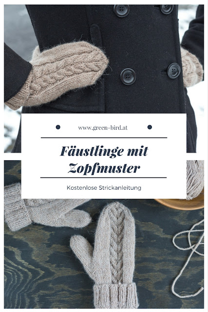 Green Bird - DIY Mode, Deko und Interieur