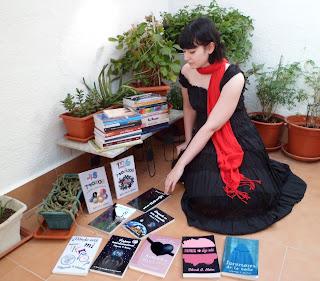 Escritora Déborah F. Muñoz