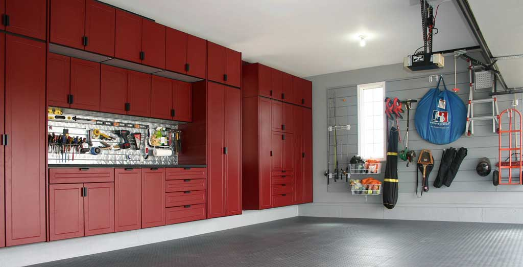 Custom Garage Cabinets Ideas for Your Projects