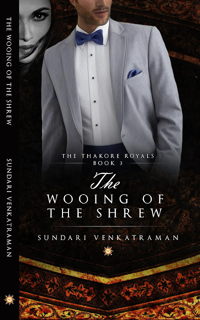 The Wooing of the Shrew by Sundari Venkatraman