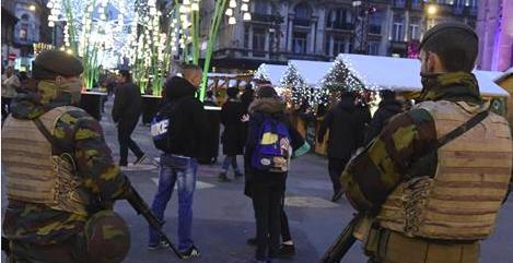 Des informations font état d'un possible attentat sur le marché de Noël...