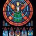 Personagens Icônicos em Vitrais de Igreja por Marissa Garn | Imagens