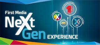 BERLANGGANAN  PAKET PROMO FIRST MEDIA COMBO GLOBAL OFFER