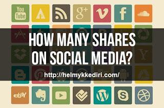 Mengetahui Jumlah Share Blog keSosial Media