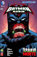 Os Novos 52! Batman e Robin #14