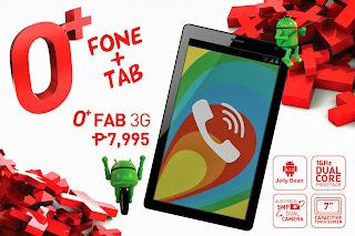 O+ Fab 3G