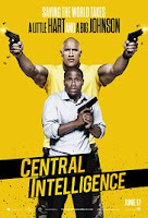 Central Intelligence (2016) - Poster