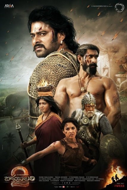 Index Of MKV Baahubali 2: The conclusion Full Movie Record break box office collection