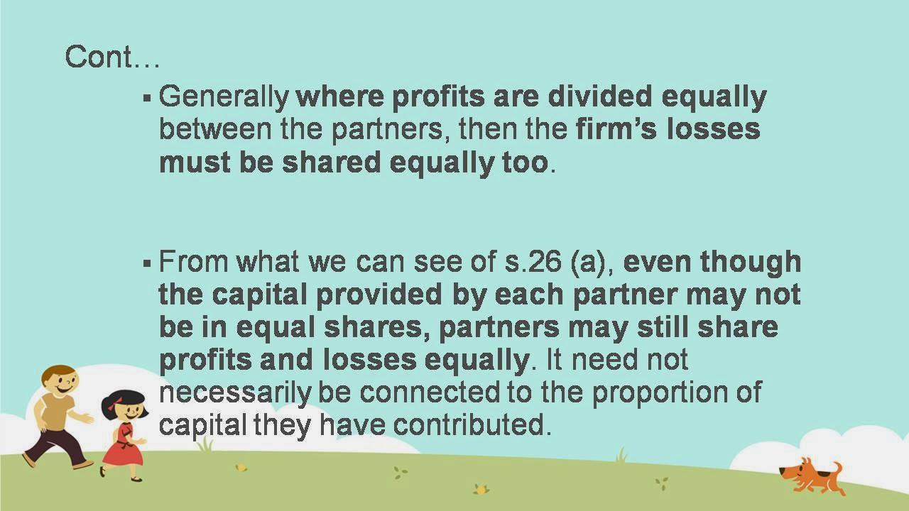 relationship between two companies